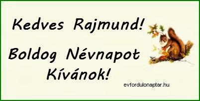 Január 23, Rajmund, Zelma