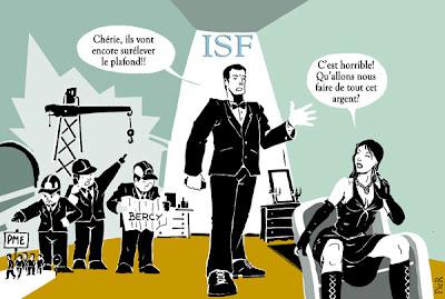Réforme de l'ISF : l'impôt des plus fortunés réduit par quatre ! dans France jpg_ISF