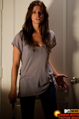 L'actrice Ashley Greene - Film Apparition