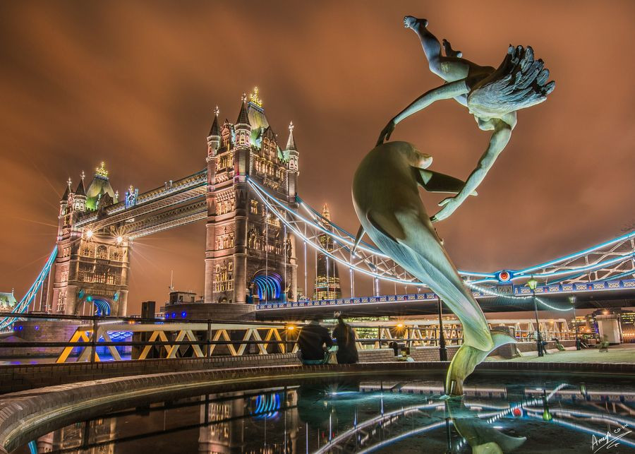 17. Tower Bridge by Stuart Amey