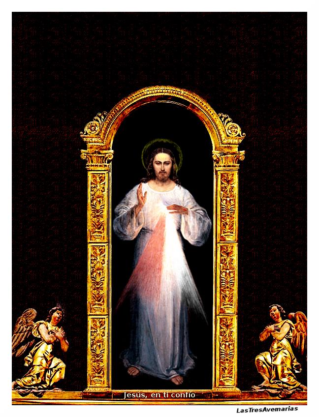 Dios hombre divina misericordia