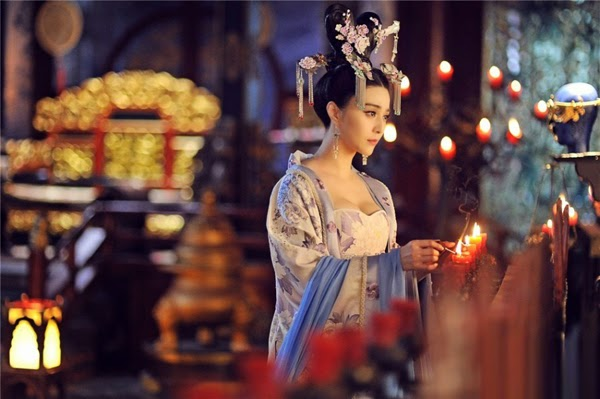 The Empress of China 2015  full hd