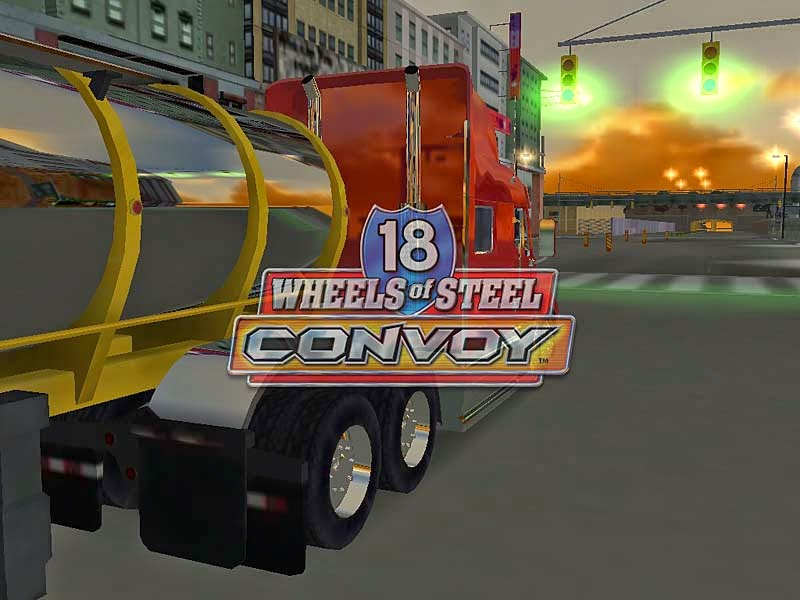 18 Wheels of Steel Convoy Portable