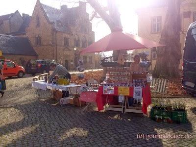 Kleiner Markt in Merseburg