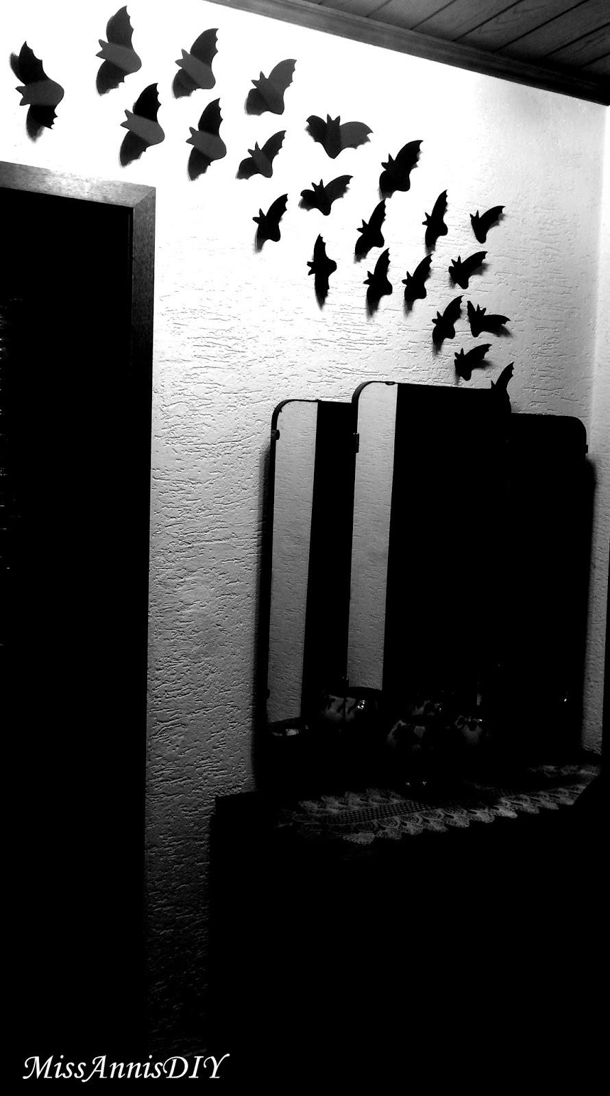 Miss Anni\'s DIY: Mäusehafte Halloween Deko