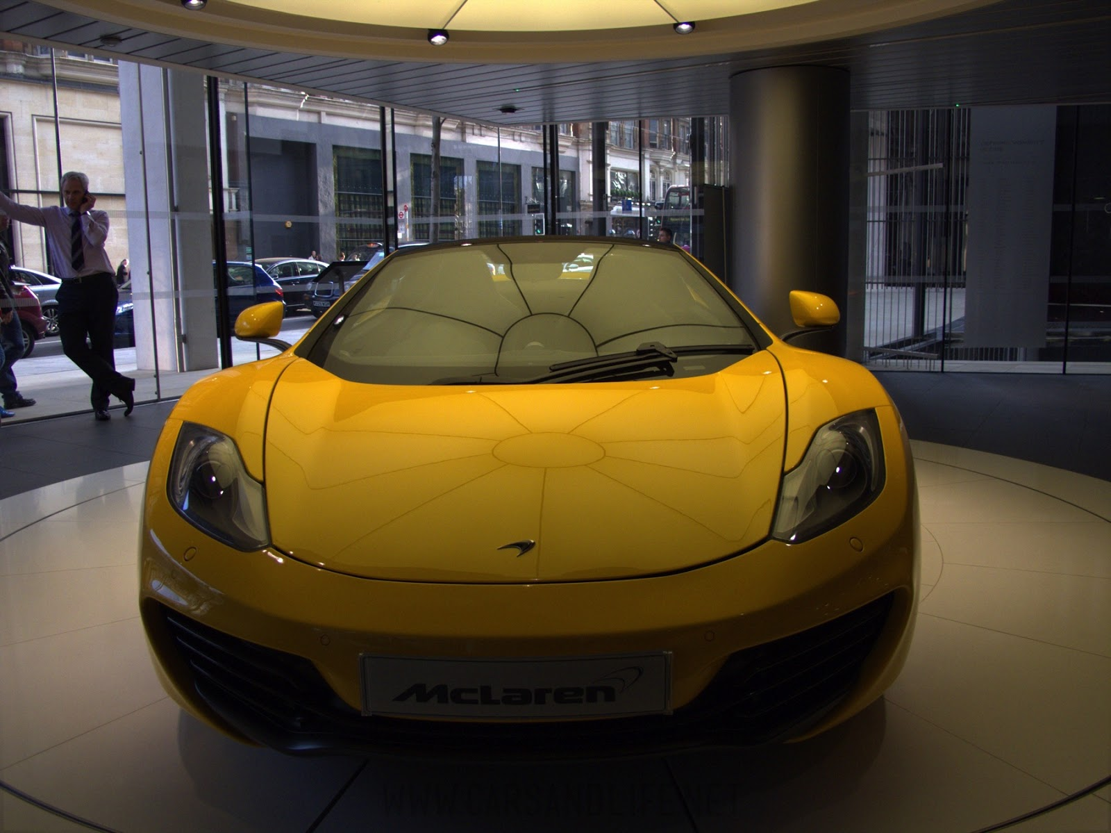 Cars Life   Cars Fashion Lifestyle Blog  McLaren MP4 12C Spider