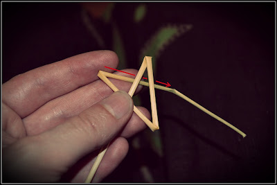 Straw Star Wand Tutorial