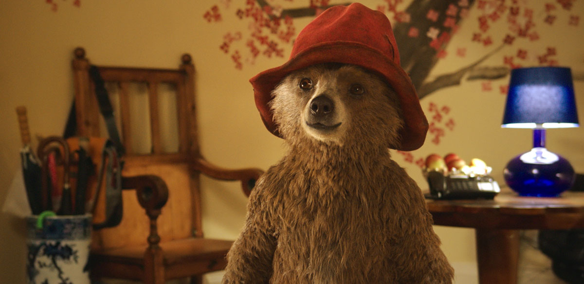 "On ""Paddington"""
