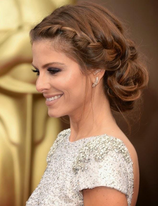 Moda cabellos peinados 2015 recogidos de moda - Recogidos altos para bodas ...