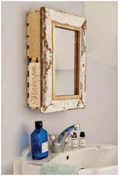 El minihogar - Marcos de espejos para banos ...