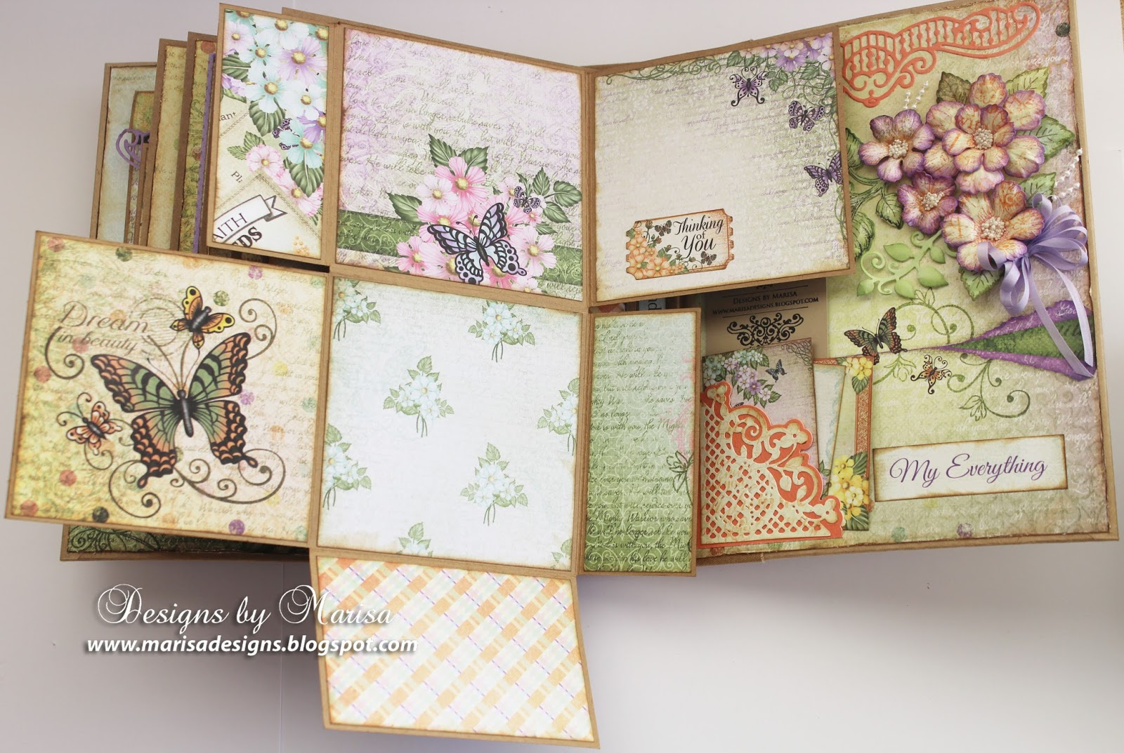 how to make 3d photo album