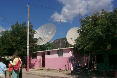 Bohechío fuera servicios teléfonos, Internet y Claro TV
