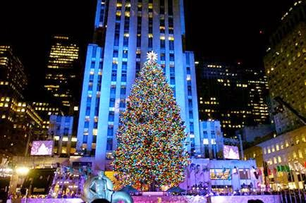 Things you didn't know about the Rockefeller Center Christmas Tree - Gene's Green Scene: Things You Didn't Know About The Rockefeller
