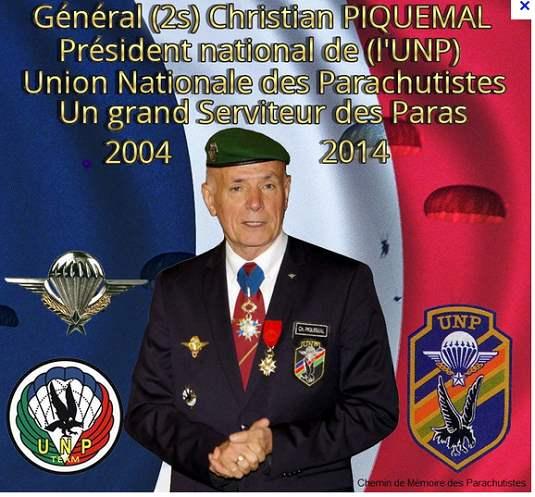 Général Christian PIQUEMAL