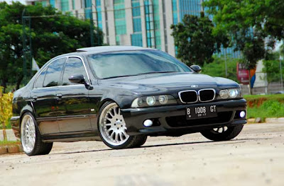 Modification BMW E39 528i 1998
