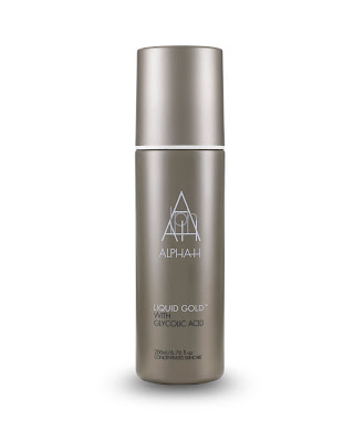Win an entire year's supply of Alpha H Liquid Gold!