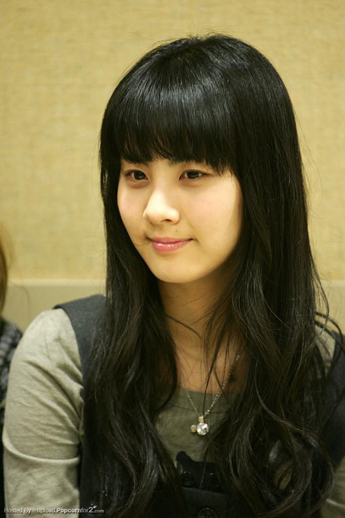 Stage Name The Youngest One Seohyun Maknae