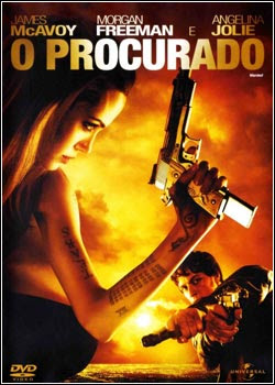 Download - O Procurado DVDRip Dual Áudio