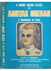 1º Livro em Português Canalizado do Ashtar Sheran (raridade)