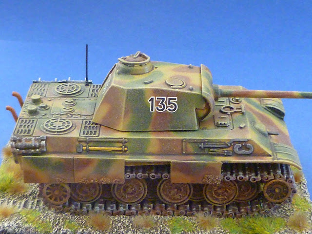 Char Panther Ausf.G de Solido 6