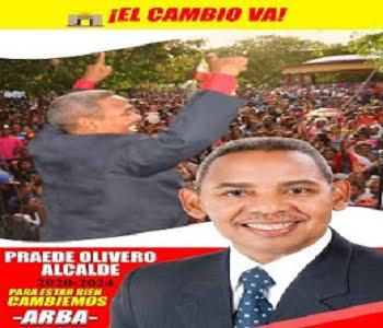PRAEDE OLIVERO ALCALDE 2020-2024