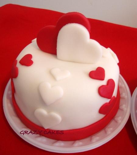grazy cakes fevereiro 2012