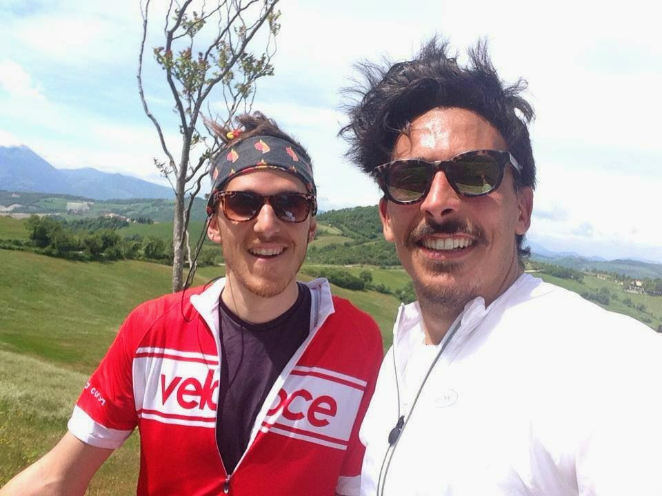 cycling marche frasassi caves ancona