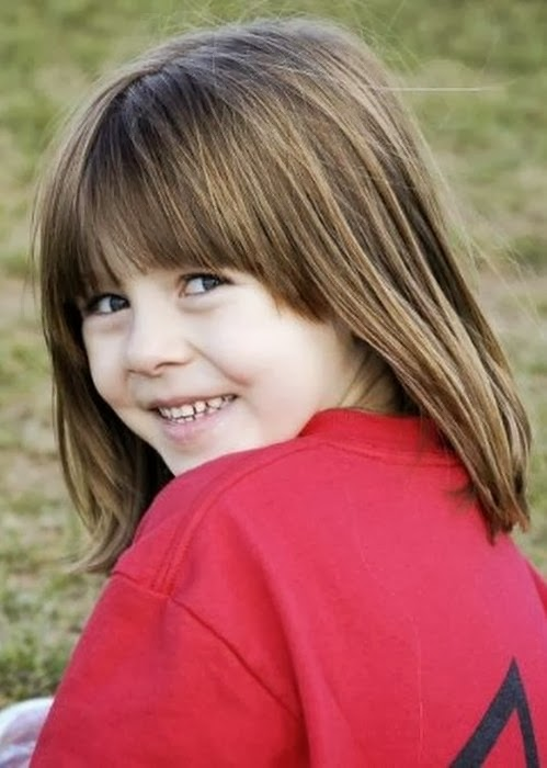 Hairstyles for Kids with Long Hair