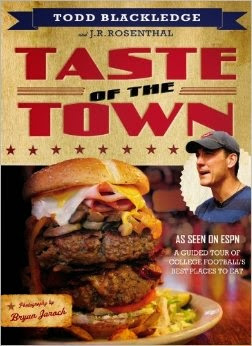 Taste of the Town  cover