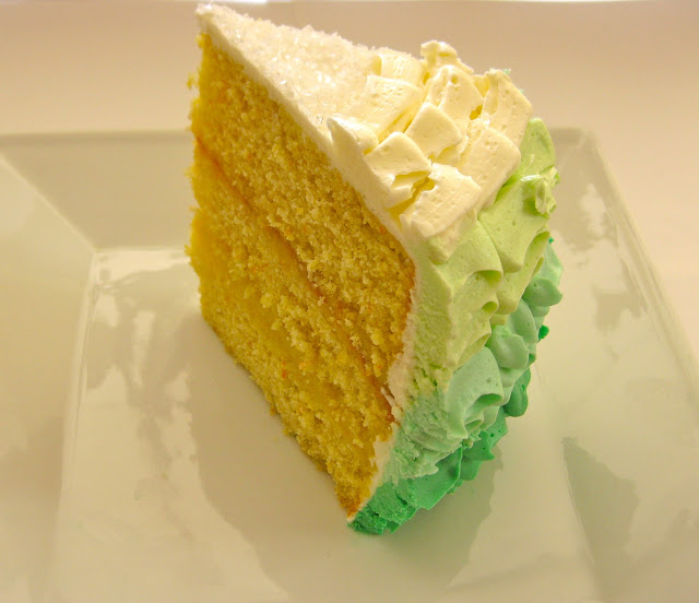 For the Margarita Cake Layers (makes 3 7-inch layer cakes)