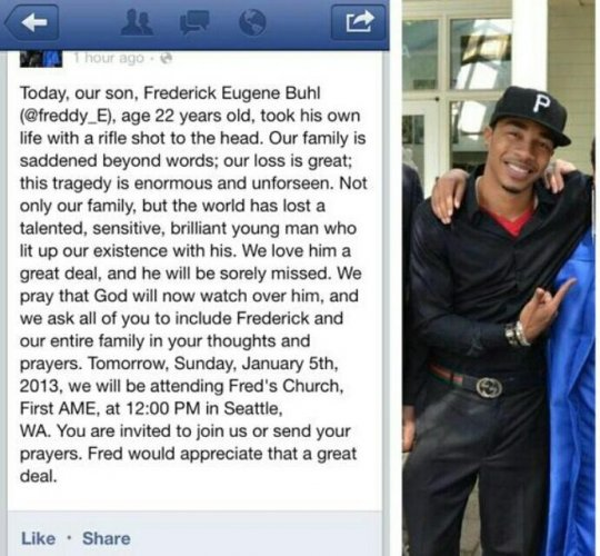 The family of Freddy E's statement on facebook after Freddy E's death