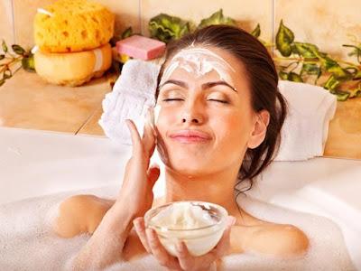 chăm sóc da mặt tại nhà với mặt nạ dưỡng chất