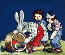 Easter Mug Rug Swap