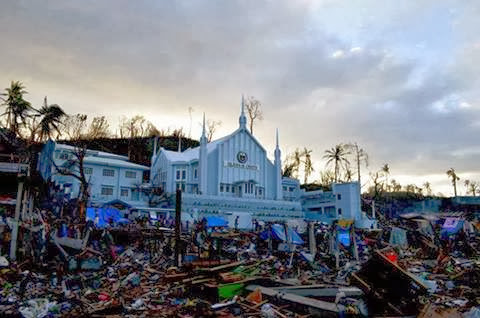 Iglesia Ni Manalo Refused Shelter For Super Typhoon Haiyan Victims in Philippines