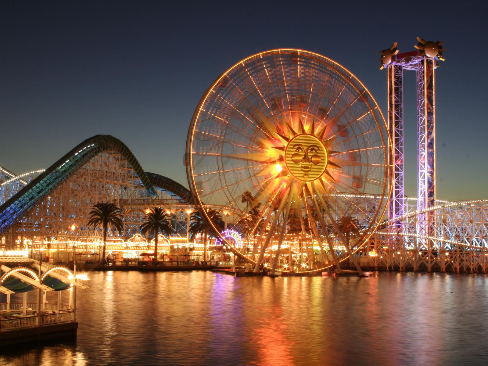 The Ferris Wheel Ferris Wheel Ferris Wheel