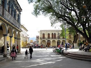 Lugares de Cochabamba