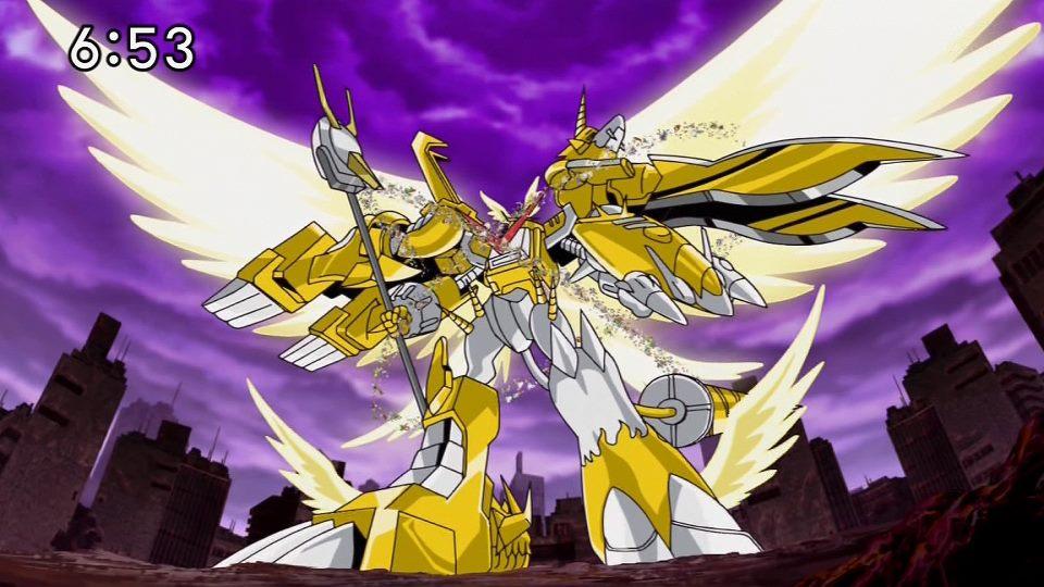 [Spoiler] Digimon Xros Wars Episode 54 Son Bölüm Hakkında Bilgi! Shoutmonx7superior
