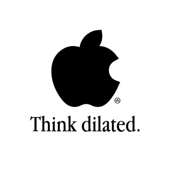 Doctor Ojiplático. Viktor Hertz. Think Different. an Apple Tribute