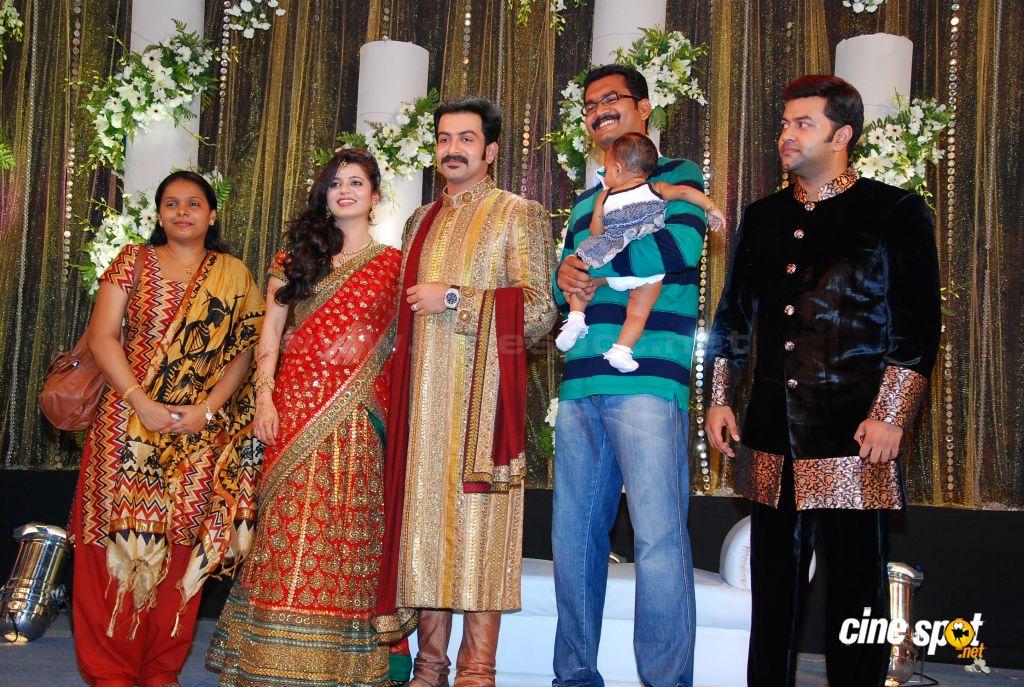 48 Prithviraj Sukumaran Wedding Photos