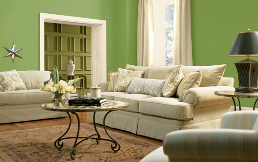Small Living Room Paint Color Ideas