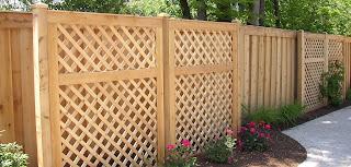 Деревянный забор. Фото 112