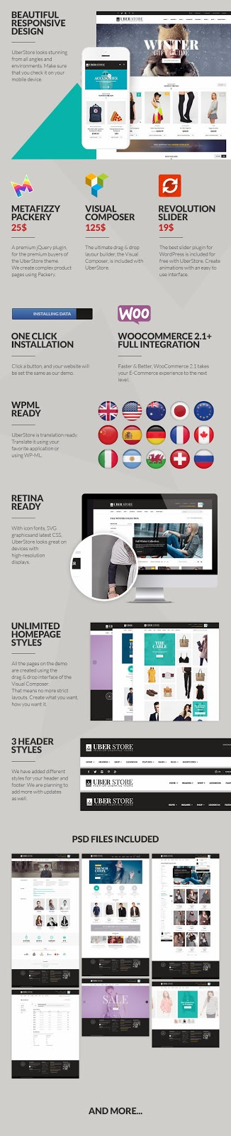 Woocommerce WordPress Theme Download