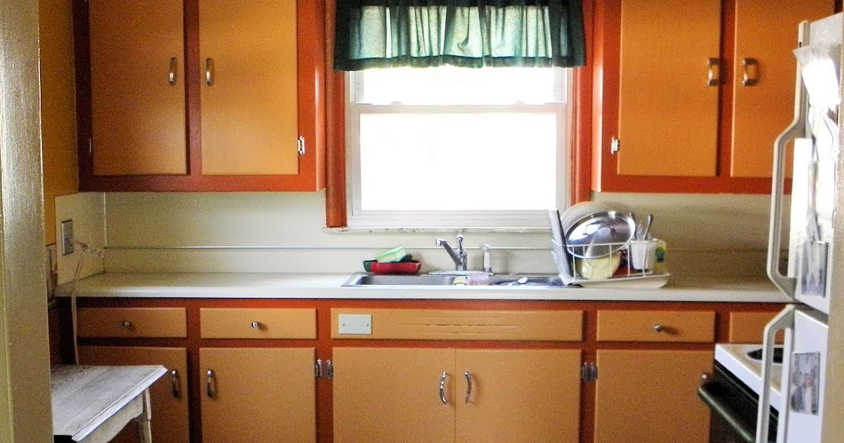 Shabby Love: Stripping Kitchen Cabinets Tutorial