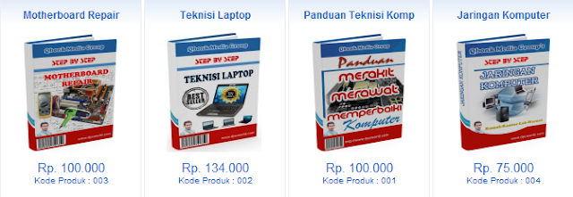 4 Ebook Teknisi Komputer