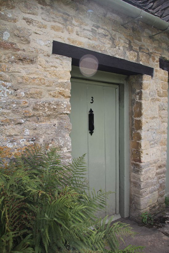 The paper mulberry exterior paint shades part 2 for Country cottage exterior doors
