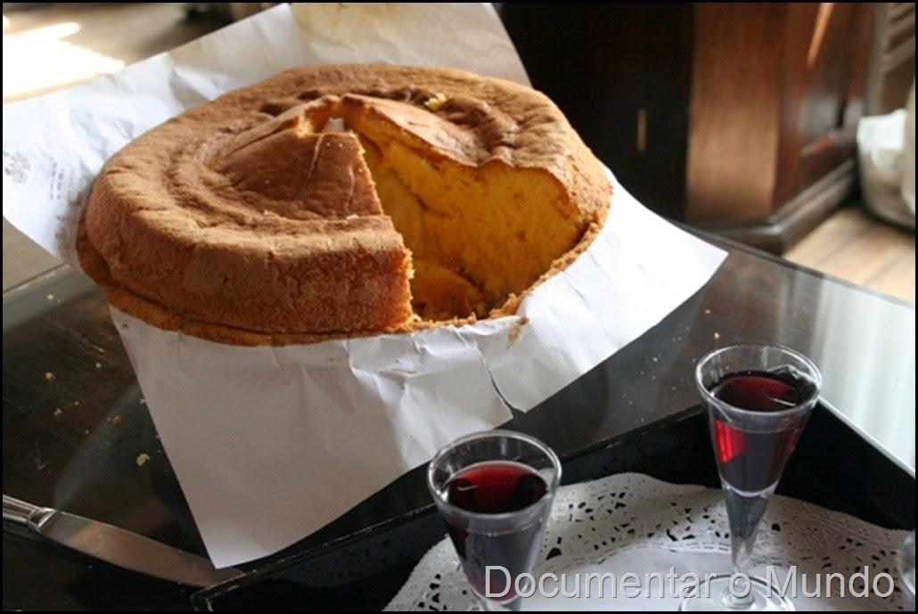 Fábrica do Pão de Ló de Margaride