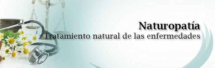 Gabinete de Naturopatia.