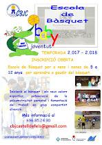 ESCOLA BABY JOVENTUT (Inscripció)