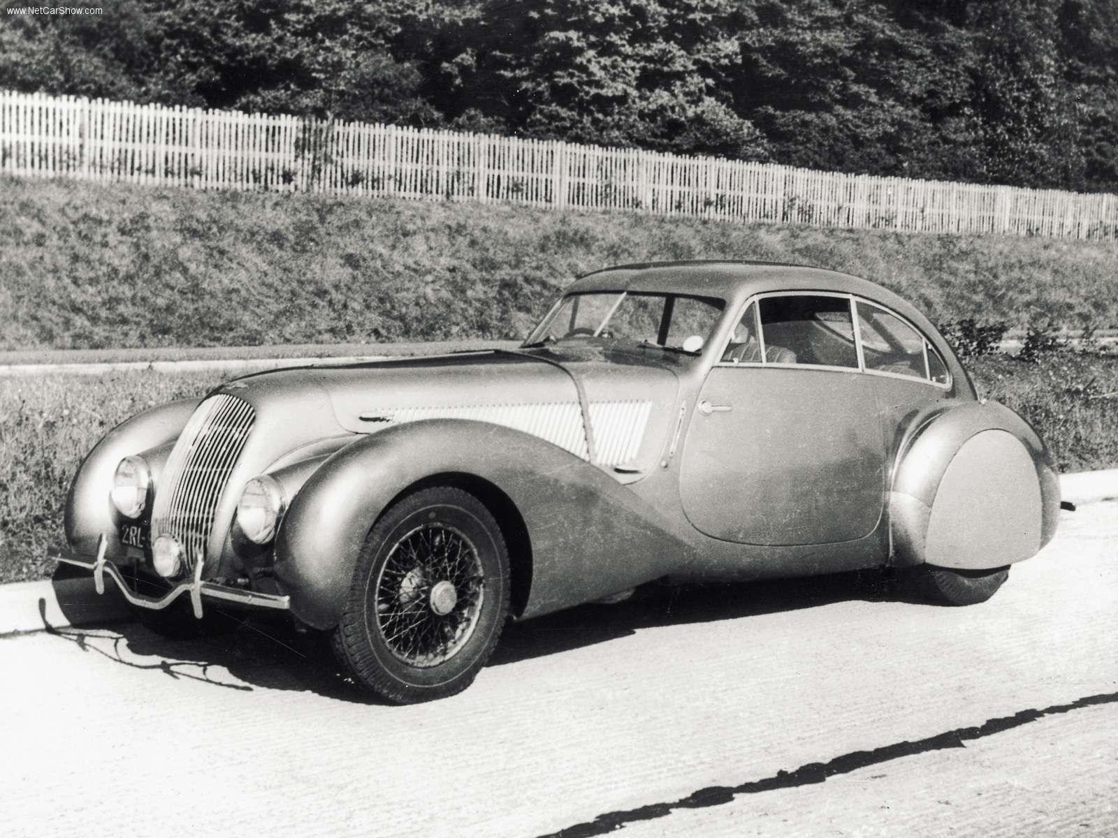 Hình ảnh xe ô tô Bentley Embiricos 1937 & nội ngoại thất