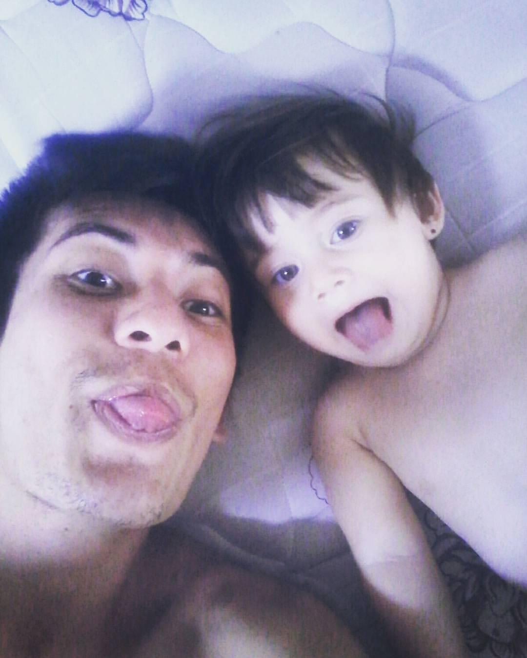 Lucas Bassualdo - Pai da Júlia